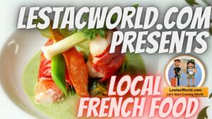 Famous local food to try when you are in  France :)