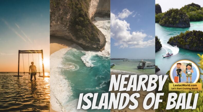 Things to be considered before visiting islands Near Bali