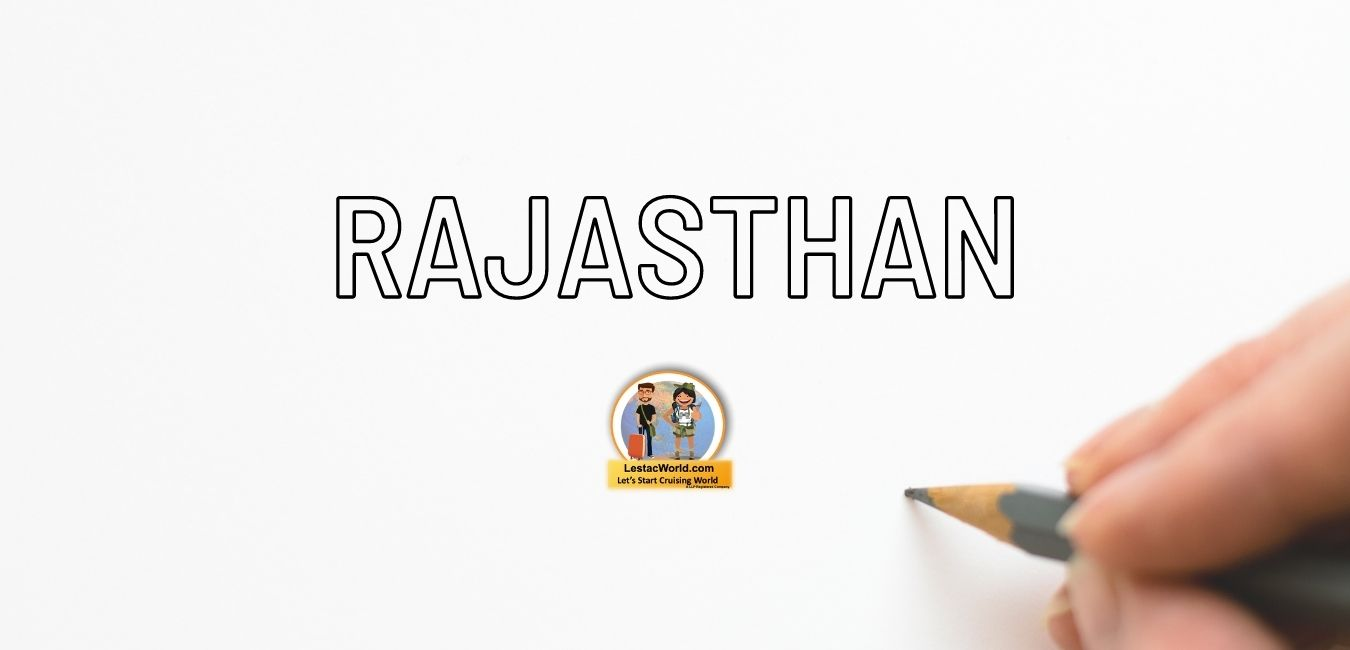 Rules & regulation for entering Rajasthan