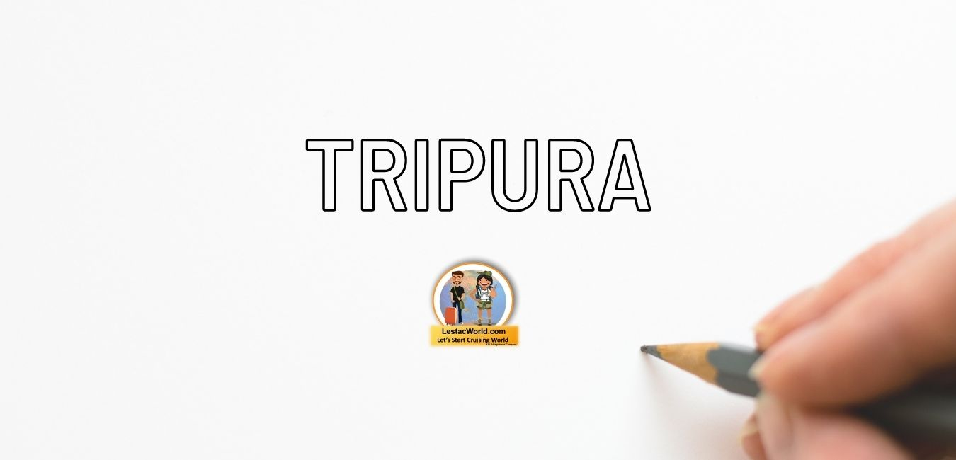 Rules & regulation for entering Tripura